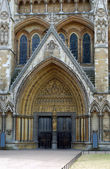 Westminster abbey london — Stockfoto