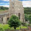 Stock Photo: Ancient parish church hasting england