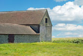 Barn and shed — Stock Photo