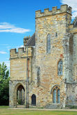 Battle Abbey tower — Stock Photo