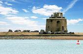古い martello タワー イーストボーン イングランド — ストック写真
