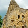Church ruins Battle Abbey, Battle,East Sussex, England — Stock Photo