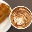 Coffee and Pastry - Foto de Stock
