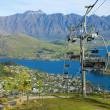 Above Queenstown — Stock Photo #6008897
