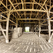 Barn Interior — Stockfoto #6008909