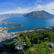 Above Queenstown — Stock Photo #6183406