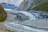 Fox Glacier — Foto de Stock