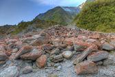 Landslide — Stock Photo