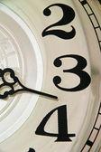 время, три — Стоковое фото