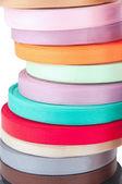 Colori nastri — Foto Stock