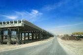 Rozwoju autostrady — Zdjęcie stockowe