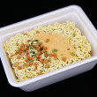 Stock Photo: Instant noodles