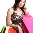 Shopping woman — Stock Photo #5453794