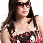 Beautiful asian woman — Stock Photo #5453798