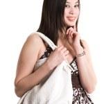 Beautiful asian woman — Stock Photo