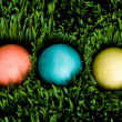 Easter eggs — Stock Photo #5454616