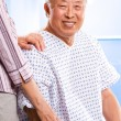 Senior asihealthcare — Stock Photo #5454798