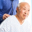 Doctor and patient — Stock Photo #5454882