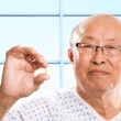 Senior asian healthcare - 