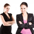 Confident businesswomen — Stock Photo #5454959