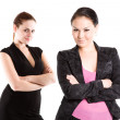 Stock Photo: Confident businesswomen