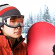 Snowboarder — Stock Photo #5567083