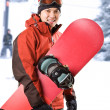 Snowboarder — Stock Photo #5567084