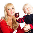 Christmas family — Stock Photo #5567418