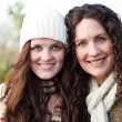 Mother and daughter — Stock Photo #5567511