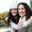 Mother and daughter — Stock Photo #5567522