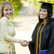 Graduation girl — Stock Photo #5567637