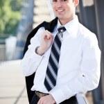 Businessman — Stock Photo #5567822