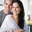 Happy couple — Stock Photo #5567966