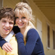 Young caucasian couple — Stock Photo #5568003