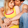Young couple in love — Stock Photo #5568029