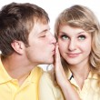 Couple in love — Stock Photo #5568065