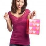 Valentine girl — Stock Photo #5653720