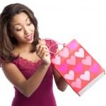 Valentine girl — Stock Photo #5653721