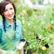 Gardening woman — Stock Photo #5653882