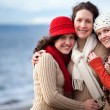 Mother and daughters — Stock Photo #5654234