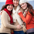 Mother and daughters — Stockfoto #5654248