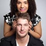 Romantic couple — Stock Photo #5654607