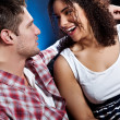 Romantic couple — Stock Photo #5654610