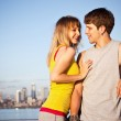 Young couple in love — Stock Photo #5655118