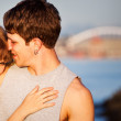 Young couple in love — Stock Photo #5655121