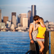 Young couple in love — Stock Photo #5655122