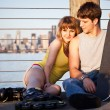 Young couple in love — Stock Photo #5655124