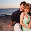 Romantic couple in love — Stock Photo #5655168