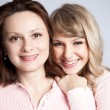 Mother and daughter — Stock Photo #5655188
