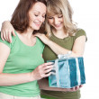 Mother and daughter celebrating mother's day — Stock Photo